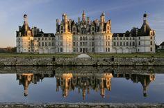Château de Chambord, Loire Valley France