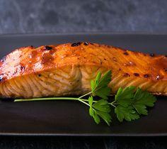 Grilled Salmon Steak Recipe