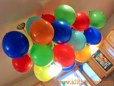 All Things G: Kate's Sesame Street Birthday Party!