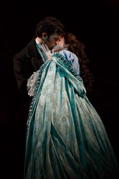 broadway music, musicals, christin, die, phantom, opera, rooftop, stage, masquerad
