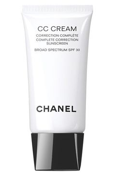 CHANEL CC CREAM COMPLETE CORRECTION SUNSCREEN BROAD SPECTRUM SPF 30 BEIGE available at #Nordstrom