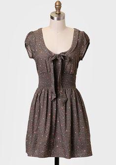 Lorena Floral Print Dress