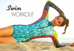 Let's go for a DIP! NEW Swim Workout!!