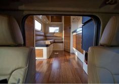 Off-Road Ready Luxury RVS -  The Siberian Tiger Camper is Tough on the Outside and Opulent Inside #siberiantigercamper #fashion #autos