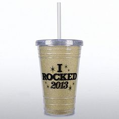 Twist Top Tumbler - I Rocked 2013 | Baudville