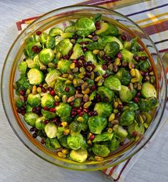Brussels Sprouts California Style