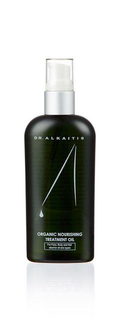 Dr. Alkaitis Organic Nourishing Treatment Oil
