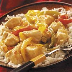 Nacho Chicken  Rice Slow Cooker Recipe from Taste of Home -- shared by Linda Foreman of Locust Grove, Oklahoma #crockpot  #slow_cooker  #diabetic_friendly
