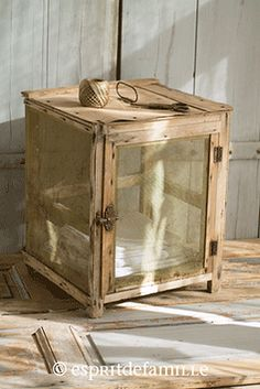 Home decor shabby french and nordic style on pinterest grain sack shabb - Esprit de famille decoration ...