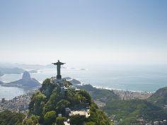 Grand Tour Corcovado & Sugar Loaf #RioDeJaneiro, #Brazil brazil, traumhaft destinationen, rio de janeiro, destin de, cruises, travel, riodejaneiro, sugar, dream destin