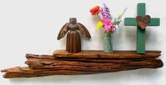 Shelf Driftwood  26 Long Rustic Decor by DivineDriftwood on Etsy, $55.90