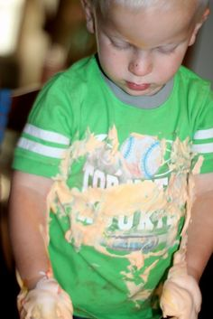 Stains. How do you get rid of all the stains that being hands on brings? food coloring? paint?   #MaytagMoms