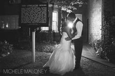 One of my favorite shots yet outside of the historic Longacre House in Farmington Hill, MI.  This place is perfect for more intimate weddings....and  every need is taken care of.
