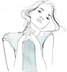 Why do we spend more money on designer brands? Illustration / Garance Doré