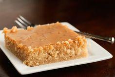 Peanut Butter Sheet Cake,