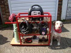 Yet another ruddy welding cart. - MIG Welding Forum