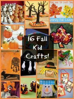 ~Fall crafts