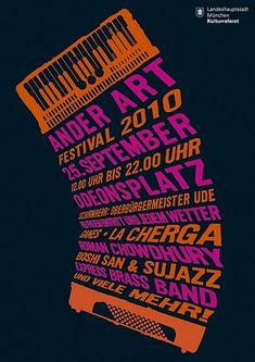 festival posters, accordion graphic design, christian, speak graphic, art posters, type, design draft, plakat design, designtyp idea