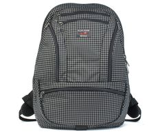 traveling backpack with cache for macbook air...so well made/designed