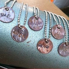 Penny for Your Thoughts Necklace | Random Acts of Art