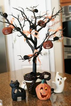 Ways to add Spooky Decor to your home