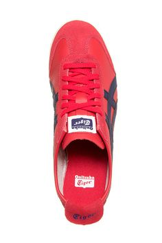 ASICS - Onitsuka Tiger - Unisex Mexico 66 Sneaker - Red Navy (SALE $59.50)