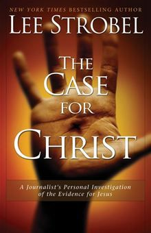 """""""The Case for Christ""""  Non-fiction. Absolutely love this book!"""