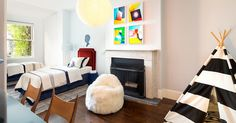 Sarah Jessica Parker and Matthew Broderick's NYC Townhome