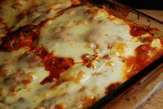 Three Cheese Spaghetti Squash Casserole Recipe – 5 Points + - LaaLoosh