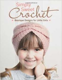 Simply Sweet #Crochet Book Giveaway and Review