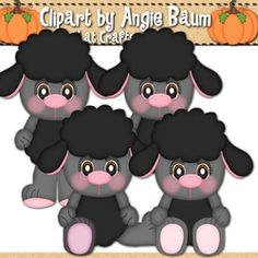 Easter Black Sheep C