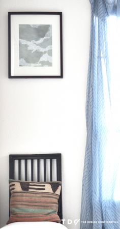 Design Moments: Updates and Artwork in the Nook | The Design Confidential