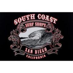 #SouthCoast #Tee #Shirt #South #Coast #Apparel #Clothing