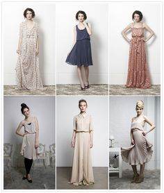 Currently Obsessed with   Juliette Hogan Bridesmaid Dresses