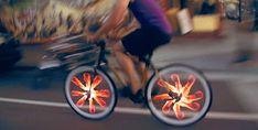 Animated Bike Wheel Accessories