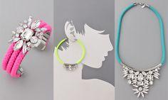 Neon jewelry (NOIR)