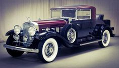 1930 Cadallic V16 Coupe