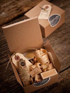 Perrodin Supply Co. Mini Woodland Stamp Kit for BourbonandBoots.com