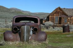 high plains drifter… by woodworks