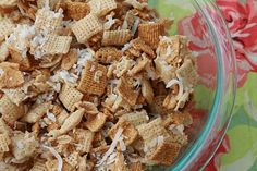 Chex Mix Goodness