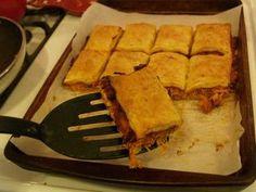 Pastel de pollo  more Cuban recipes