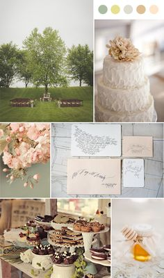 perfect wedding board
