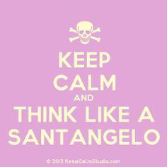 Thanks, Nadie-Leigh from Phoenix!  LOVE THIS! #ThinkLikeaSantangelo