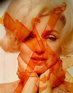 La última sesión de fotos de Marilyn Monroe / Last shooting of Marilyn Monroe