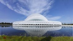 Santiago Calatrava-Designed Florida Polytechnic University Set To Open