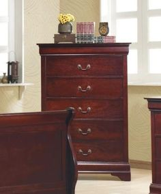 BESTSELLER! Coaster Louis Philippe Five Drawer Ch... $246.00
