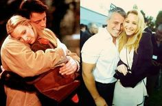 Pheebs and Joey :) Friends ♥