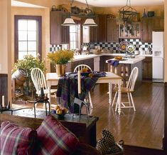 Country   Farmhouse  Southern   Traditional   House Plan 10862