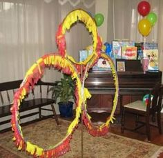 Circus party games & activities