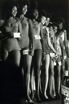 Beauty Pageant vintage